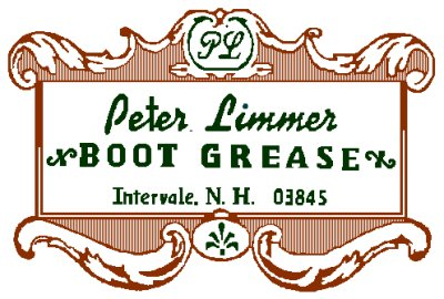 Peter Limmer Boot Grease